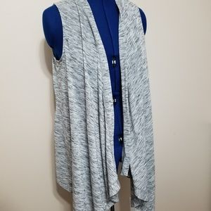 DKNY Jean's vest